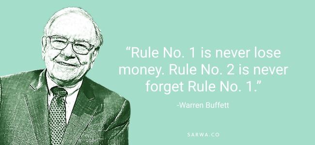 warren buffett quotes golden rule